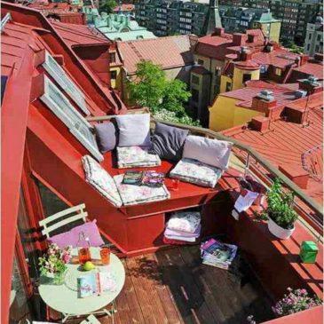 Amo mi balcón