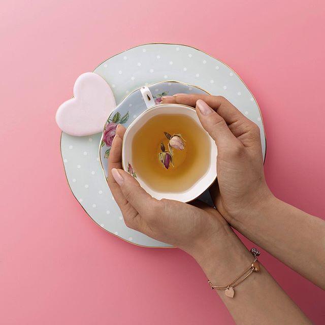 100 años de Royal Albert. 100 años de té