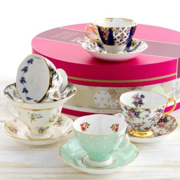 Royal Albert, probablemente la porcelana más admirada del mundo