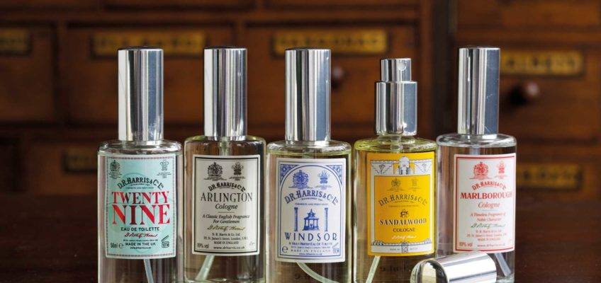 Dr. Harris, perfumistas desde 1790