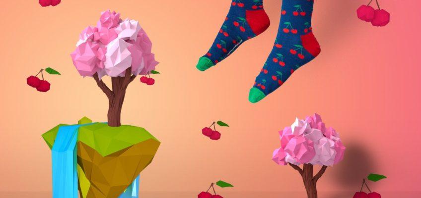 El fin de los calcetines aburridos
