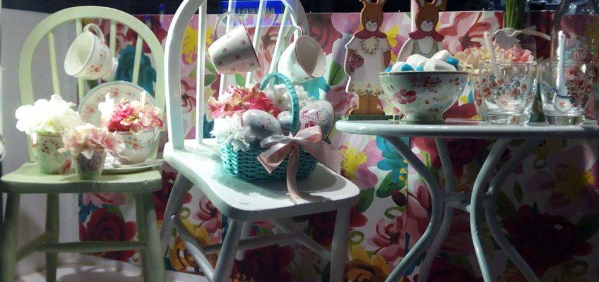 Llega la Pascua a La Casa Chiquita