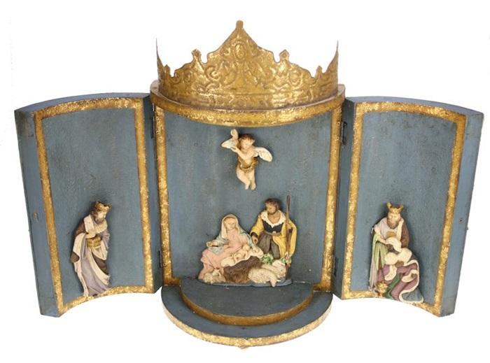 Nacimientos y belenes de alta artesanía