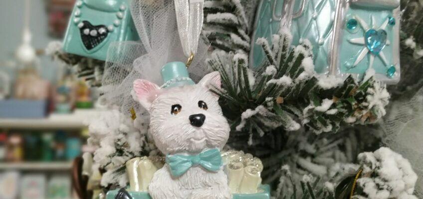 Bolas de Navidad muy muy sofisticadas