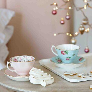 Royal Albert, la Navidad más delicada