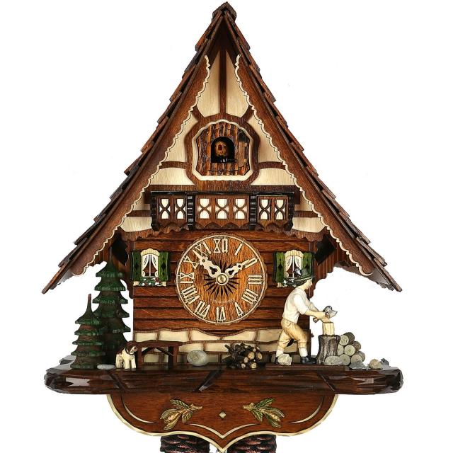 Para los amantes de los relojes de cuco
