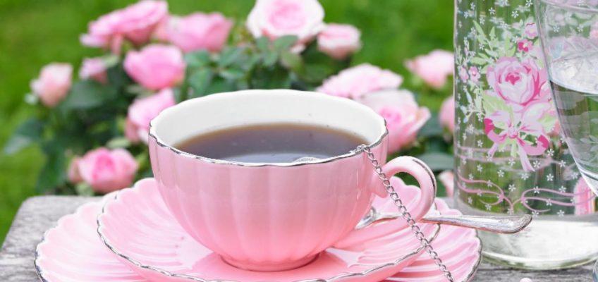 Es la hora del té
