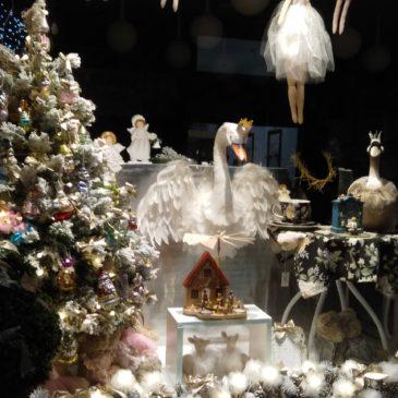 Nuestro escaparate de Navidad