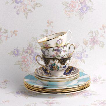 Royal Albert, la porcelana más valorada del mundo